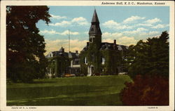 Anderson Hall, K. S. C