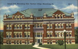 Science Hall, Bloomsburg State Teachers College