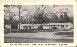 Hollycrest Motel