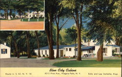 Blue City Cabins