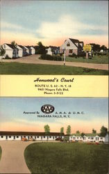 Henwood's Court & Motel