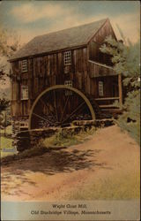 Wight Grist Mill