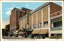 Capitol Theatre and Altamont Hotel