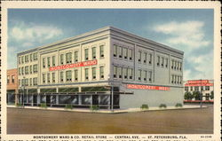 Montgomery Ward & Company Retail Store - Central Avenue