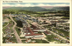 Air View of Oak Ridge, Tenn