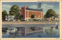 Hotel Roger Smith Postcard