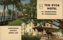 The Ten Eyck Hotel - Overlooking Beautiful Mirror Lake