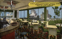 Ojibway Hotel's International Cocktail Lounge