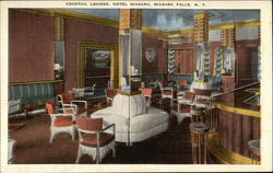 Cocktail Lounge, Hotel Niagara
