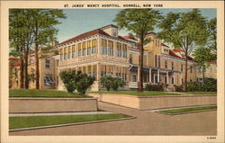 St. James' Mercy Hospital