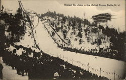Highest Ski Jump in the United States