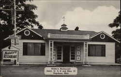 Biddie's Restaurant, Junct. U.S. 6 and Ohio 10