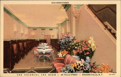 The Colonial Tea Room