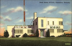 Radio Station WOMI