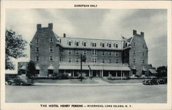 The Hotel Henry Perkins