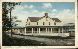 Red Cross House, Camp Devens