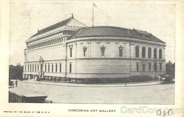 Corcoran Art Gallery Washington District of Columbia