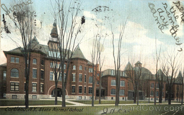 State Normal School Cortland New York