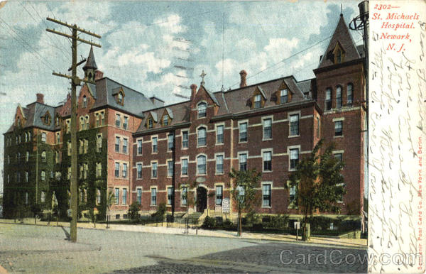 St. Michaels Hospital Newark New York