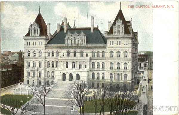 The Capitol Albany New York