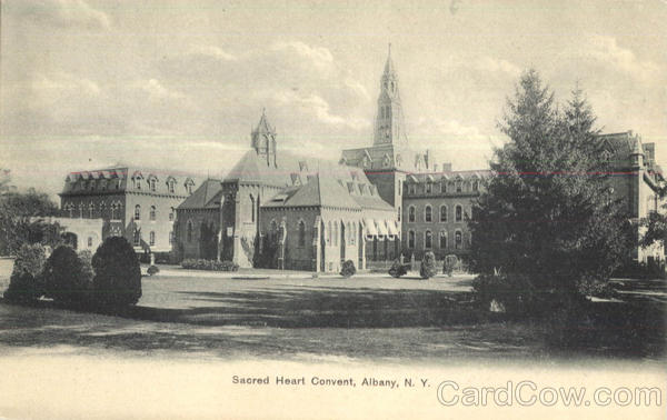 Sacred Heart Convent Albany New York