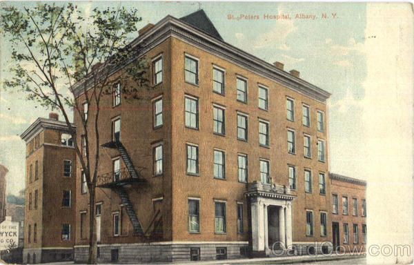 St. Peters Hospital Albany New York