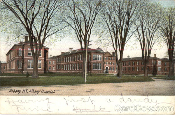 Albany Hospital New York