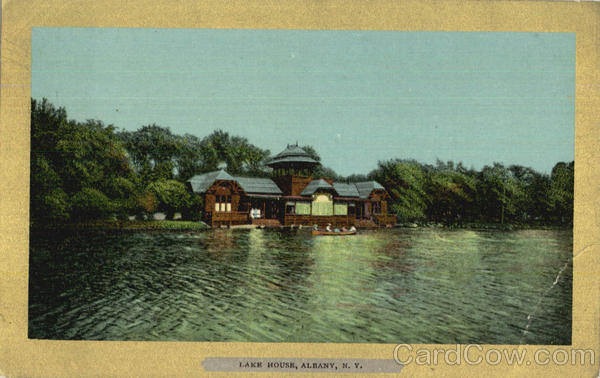 Lake House Albany New York