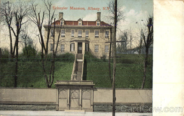 Schuyler Mansion Albany New York