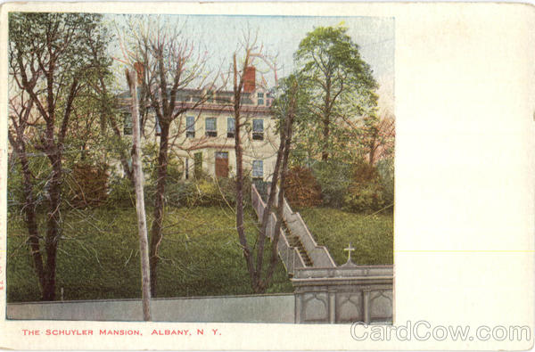 The Schuyler Mansion Albany New York