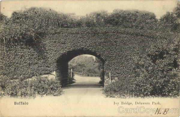 Ivy Bridge, Delaware Park Buffalo New York