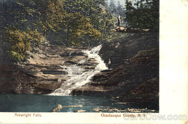 Arkwright Falls Chautauqua New York