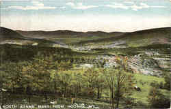 North Adams Postcard