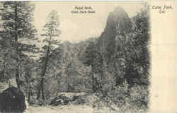 Pulpit Rock, Estes Park Road