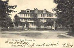 Tobyhanna House