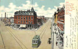 General View, Chicago Street