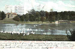 Lake And Museum, Roger William's Park