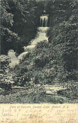 Falls At Cascade, Owasco Lake