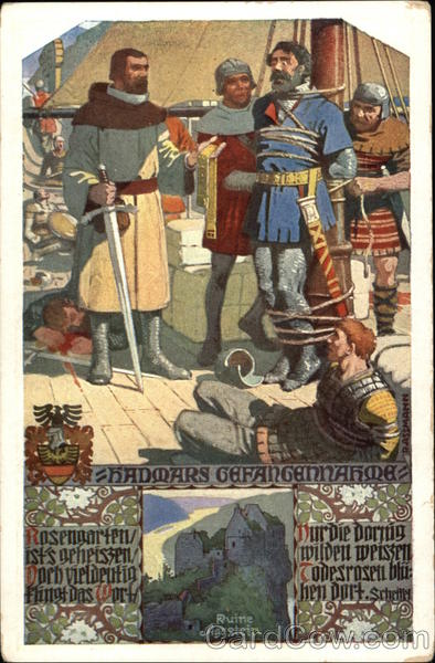 The capture of Hadmar Germany