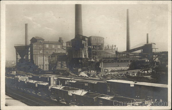 Ironworks Trinec Czech Republic Eastern Europe