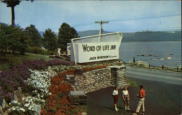 word of life inn schroon lake  ny