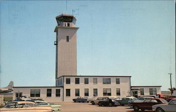 Dover Air Force Base - Control Tower Delaware