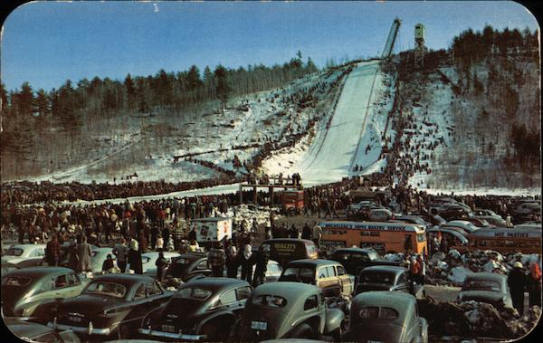 Pine Mountain Ski Jump Iron Mountain Michigan