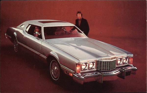 1975 Thunderbird Cars