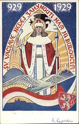 Saint Wenceslaus, Do Not Let Us or Our Descendents Perish!