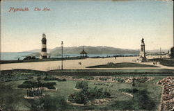 The Hoe Postcard