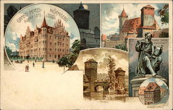 Grand Hotel Nuremburg and Other Views