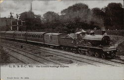 L.B. & S.C. Railway - The London-Hastings Express