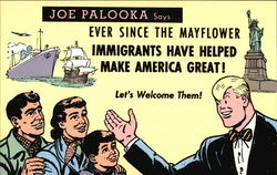 Joe Palooka Says: