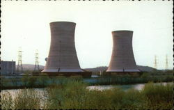 Three-Mile Island Postcard